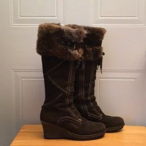 Winter boots  Bos. & Co.